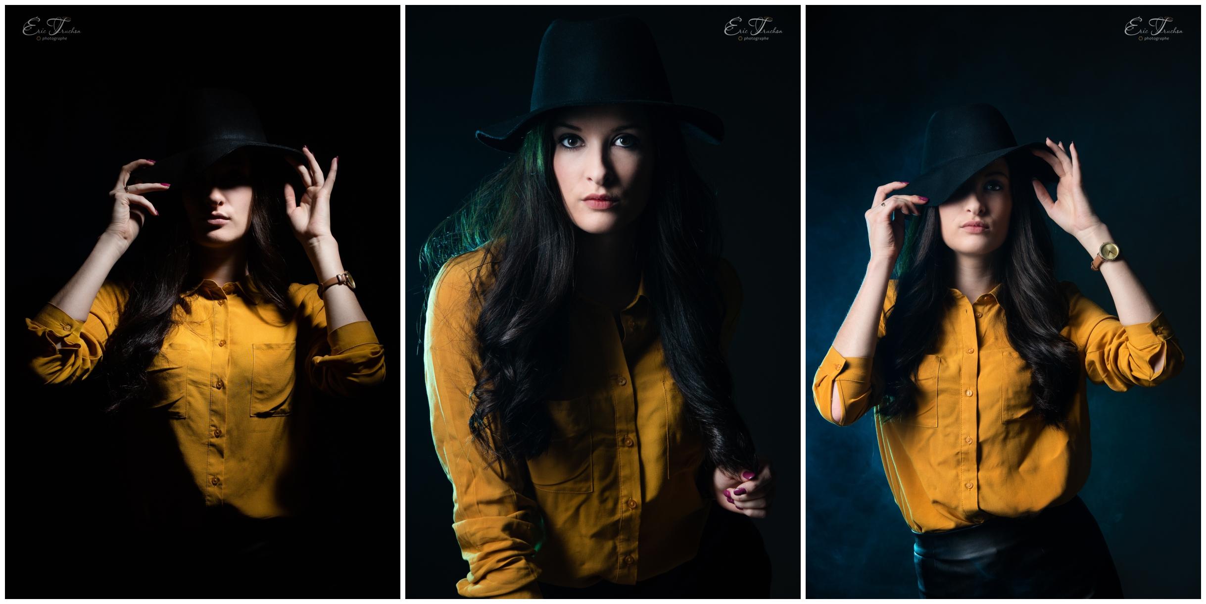 Trio beauté Style mystérieux